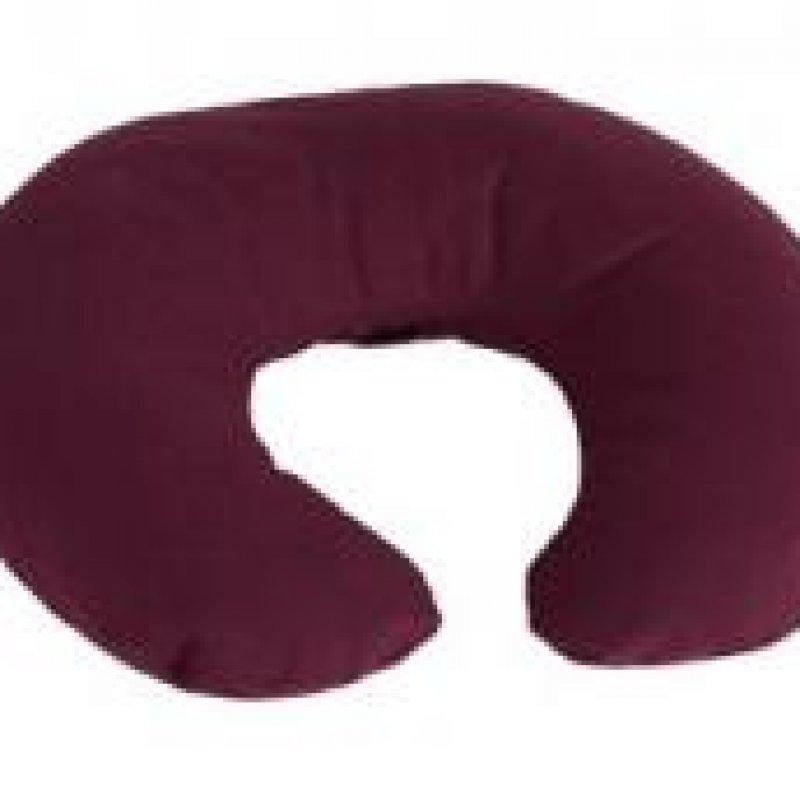 Kelioninė grikių lukštų pagalvė-apykaklė (TURIME SANDĖLYJE)
