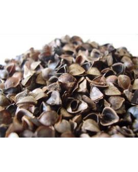 Pagalvėlės kulnų pragulų profilaktikai (2 vnt.) (grikių lukštai)